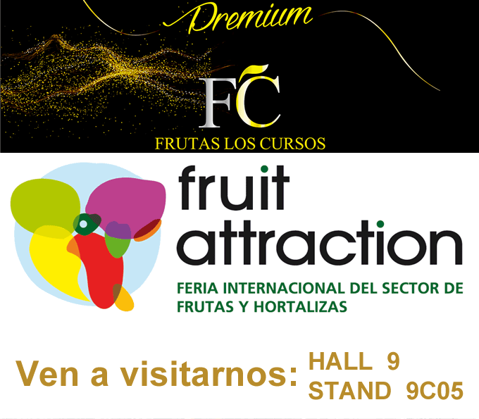 Fruit Attraction 2019. Frutas los Cursos